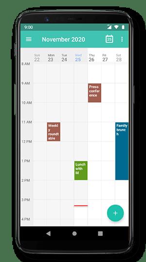 OnePlus 5T site photos_OnePlus 5T Calendar-min