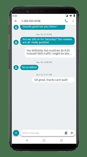 OnePlus 5T site photos_OnePlus 5T SMS -min